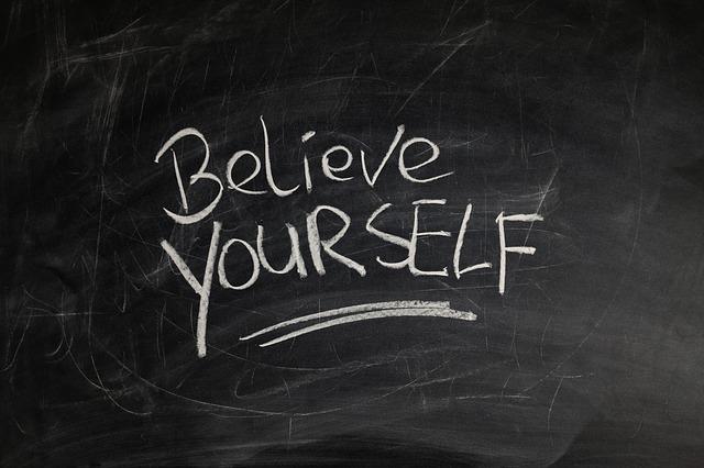 Buďte sebevědomější!